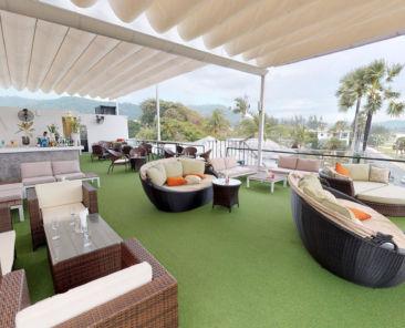 Virtueller Rundgang Starz Rooftop Bar Phuket by 360INT