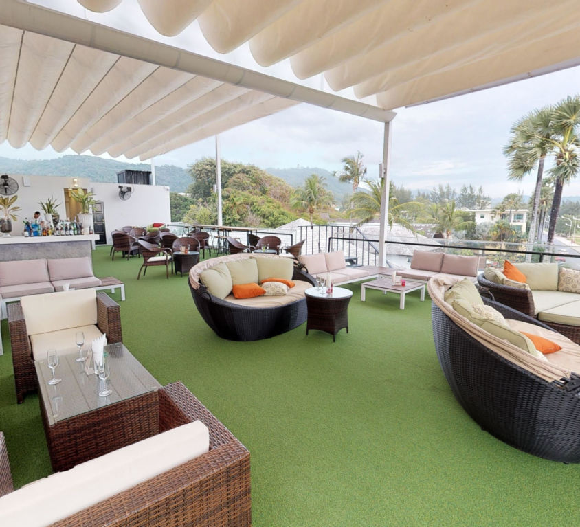 Virtueller Rundgang Starz Rooftop Bar Phuket by 360INT