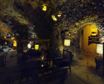 ALI BARBOURS Cave Restaurant VIRTUELLER RUNDGANG