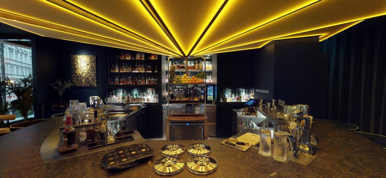 Virtual Tour Ory Bar Munich - Nightlife Award Winner 2019