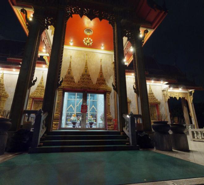 Wat Chalong Phuket Temple Virtual Tour | 360GER