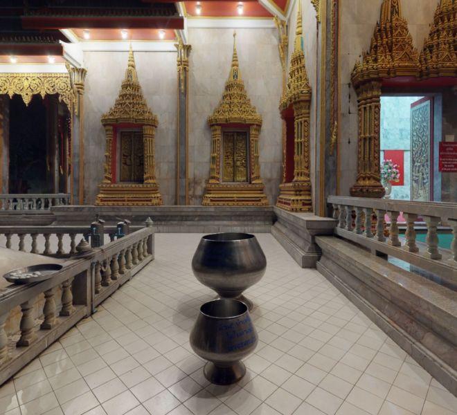 Wat Chalong Phuket Temple Google Street View | 360GER