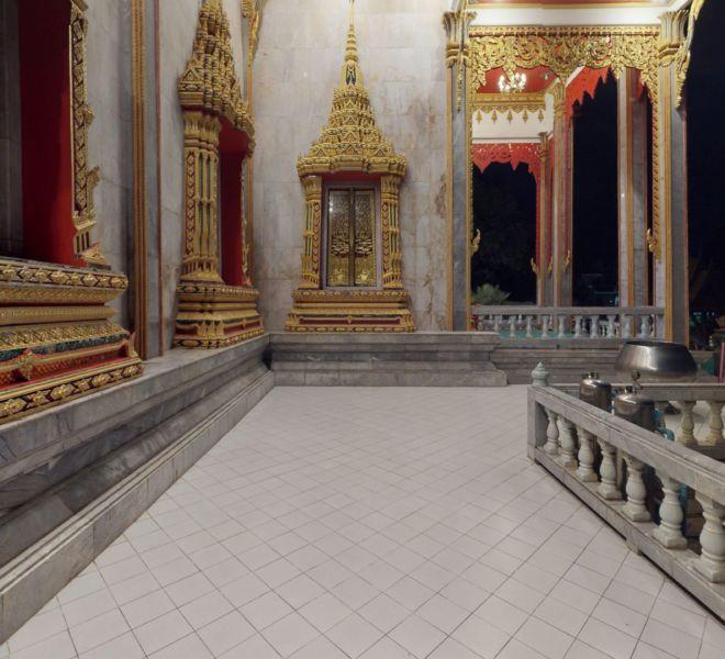 Wat Chalong Phuket Temple Google Street View   360GER
