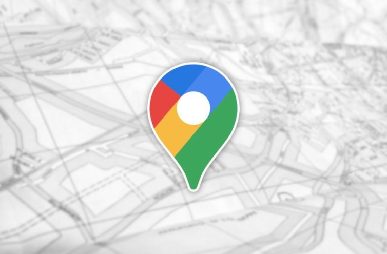 Google Maps new logo - 360GER