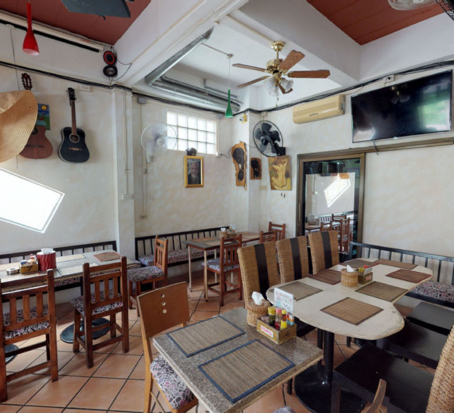 Phuket Kokosnuss virtual Tour | Phuket Kamala German Restaurant | 360INT
