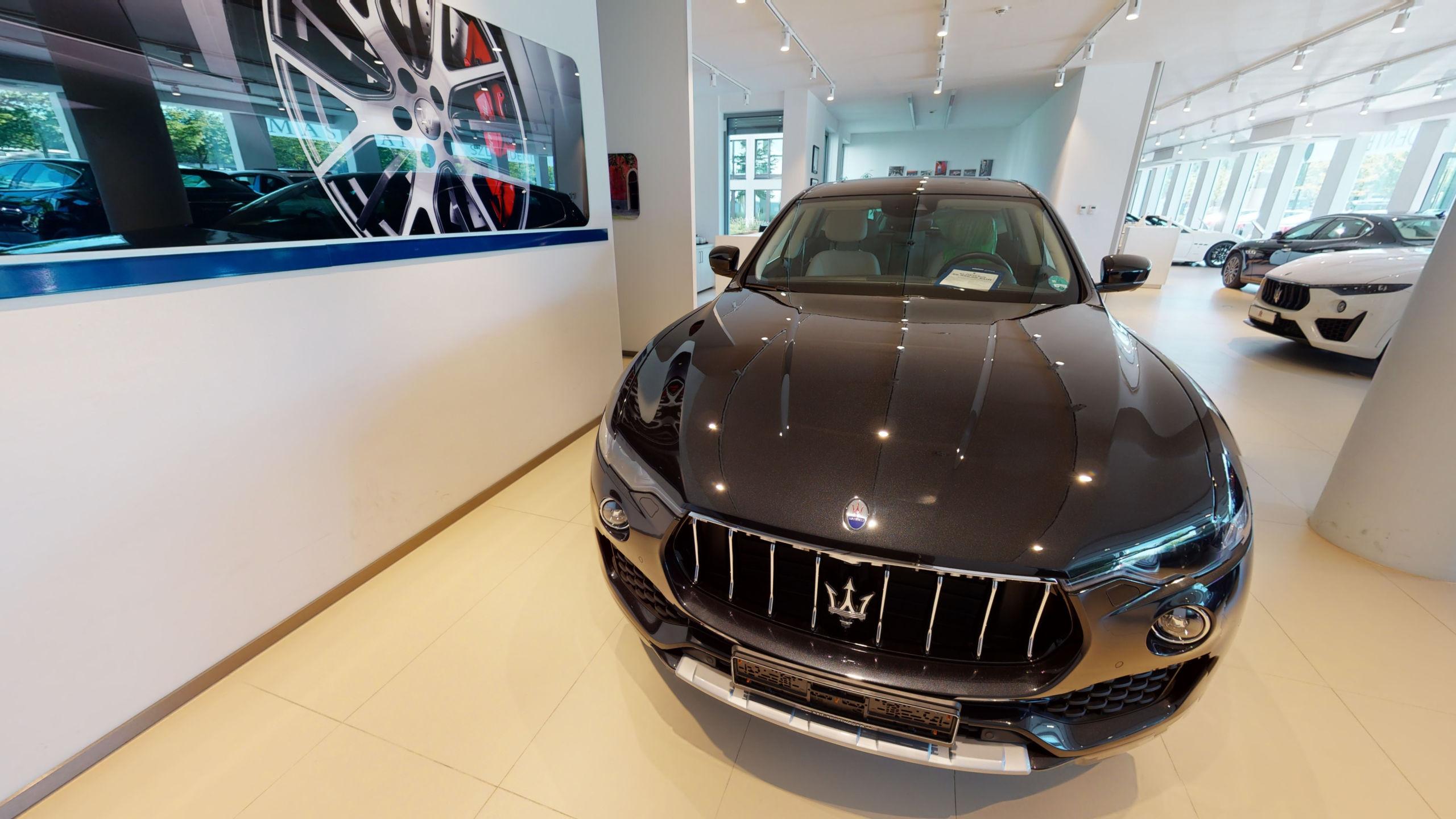 Maserati München Virtual Tour by Google Street View | 360INT