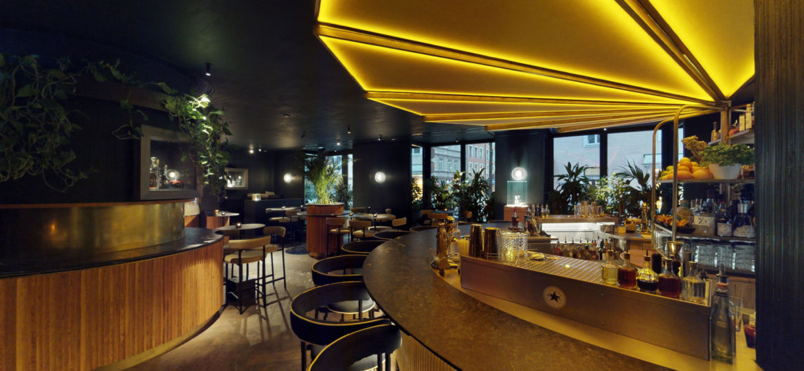Virtual Tour Ory Bar Munich - Nightlife Award Winner 2019