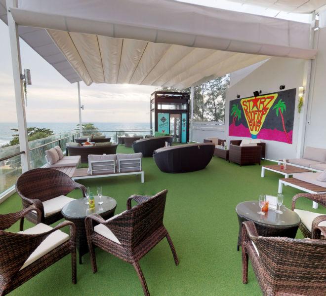 starz Rooftop Bar Phuket Virtual Tour