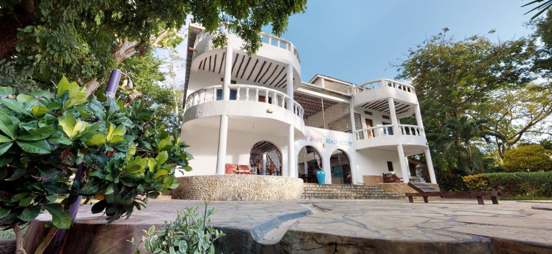 Bidi Badu Beach Resort Virtual Tour Kenya by Google Street View & 360INT