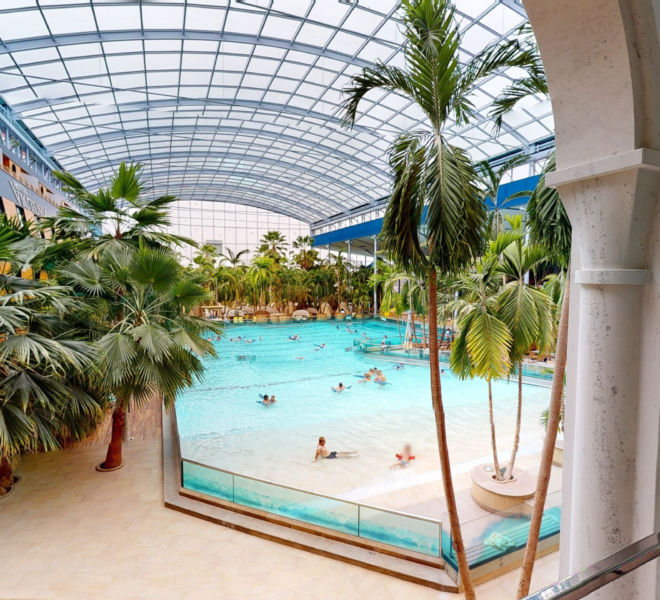 Virtual Tour Hotel Victory Therme Erding by 360INT