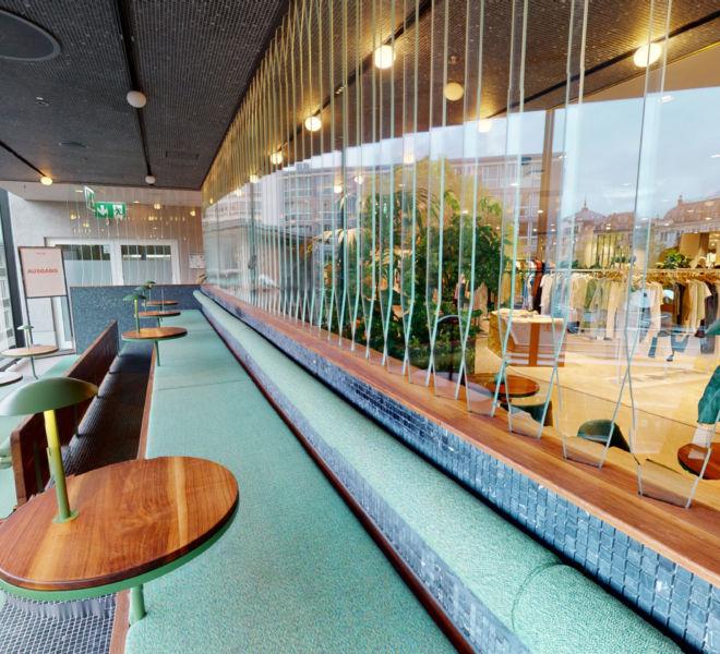 Ivy Tagesbar München Virtueller Rundgang by 360INT