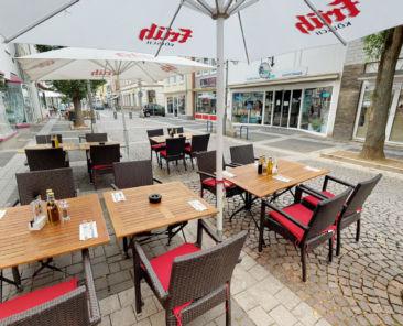 Casanova Pizzeria Virtueller Rundgang by 360INT & Google Street View