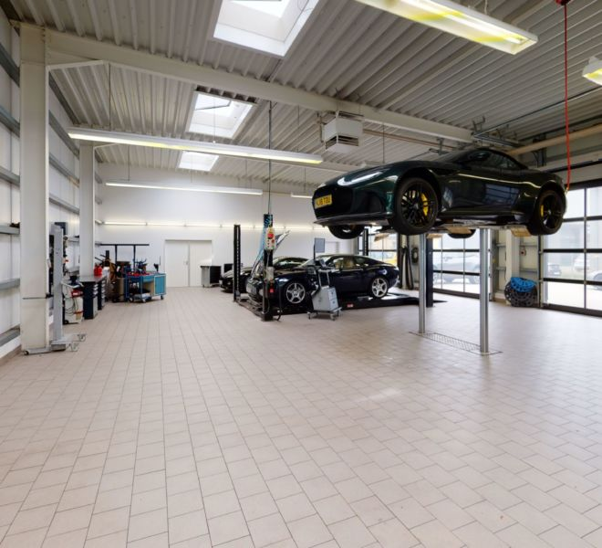 Aston Martin Virtueller Rundgang Memmingen Google Street view | 360INT