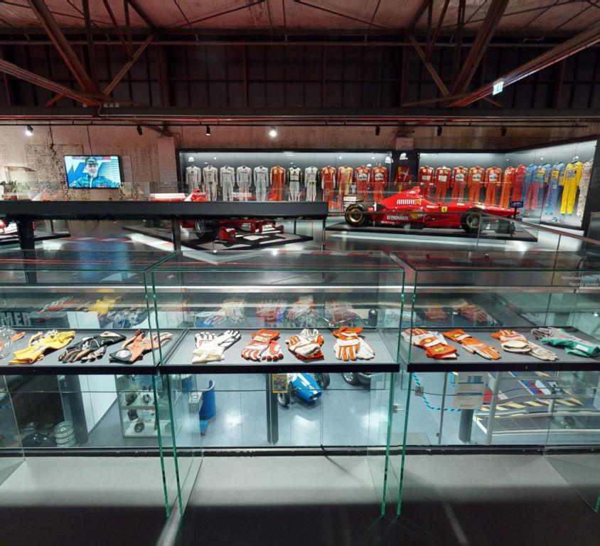 Michael Schuhmacher Private Collection Motorworld Köln
