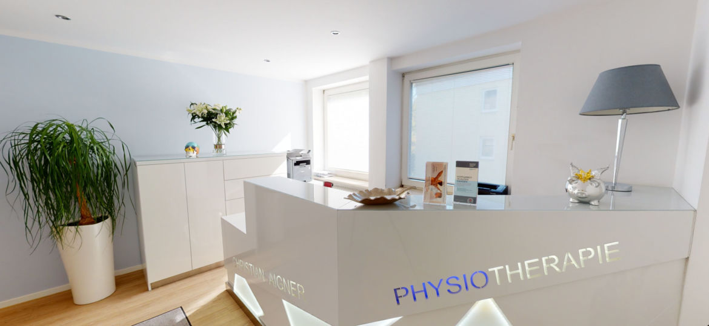 Physiotherapie Christian Aigner München Virtueller Rundgang