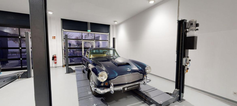 Aston Martin Munich Virtual 360Tour | 360INT