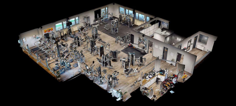 Fitnesspark 24 Grafschaft 360Grad Rundgang | 360INT