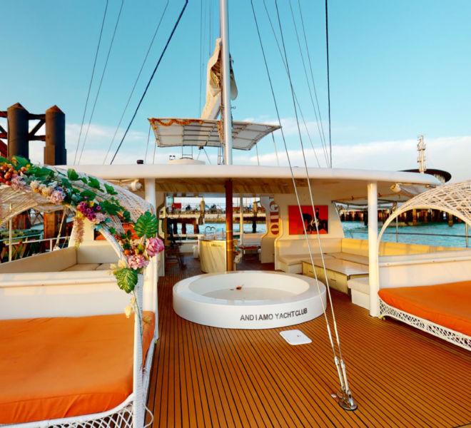 Andiamo Yacht Charter Phuket Virtual Tour