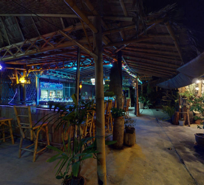 Chillin Bar Phuket Bang Tao Virtual Tour | 360INT