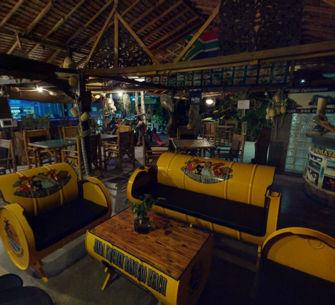 Chillin Bar Phuket Bang Tao | Virtual tour Phuket | 360INT