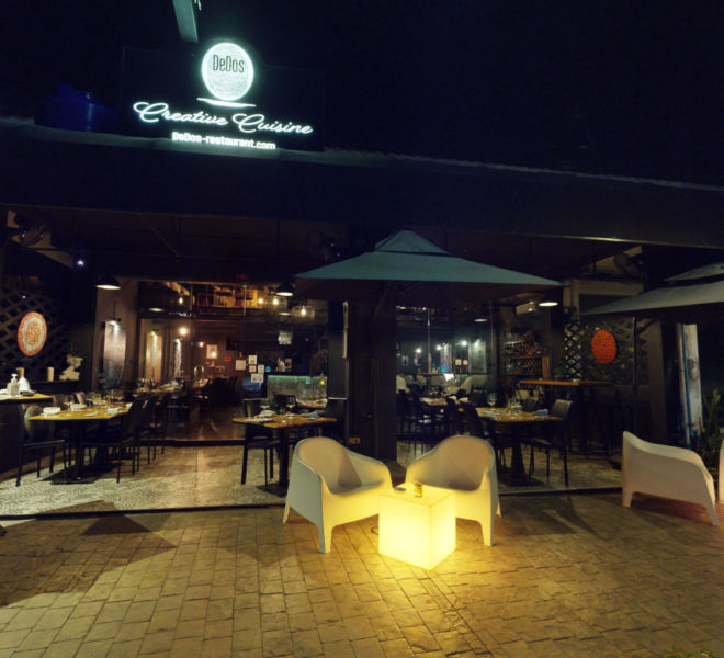 DeDos Restaurant Phuket Cherngtalay Outside | 360INT