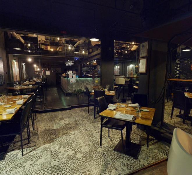 DeDos Restaurant Phuket Cherngtalay Terrace   360INT
