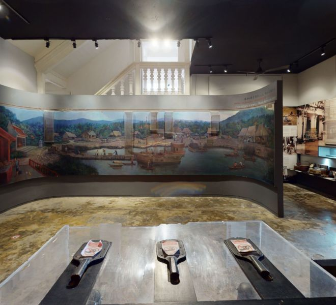 Phuket Thai Hua Museum | Virtual Tours by 360INT