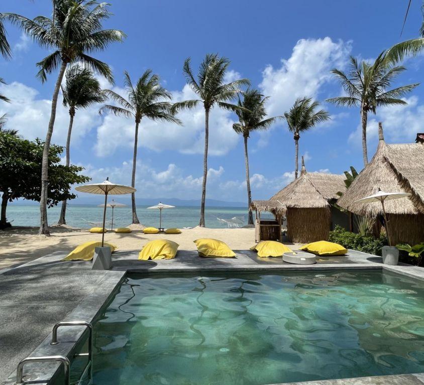 Sea Love Beach Bar & Bungalows | Virtual Tour Ko Phangan | 360int
