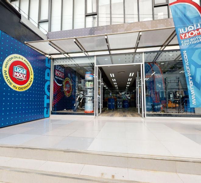 Liqui Moly Store Pattaya | Virtual Tour | Google Street View | 360INT