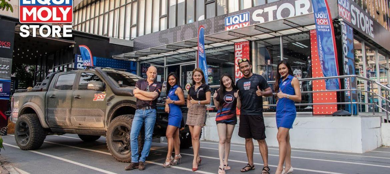 Liqui Moly Store Pattaya
