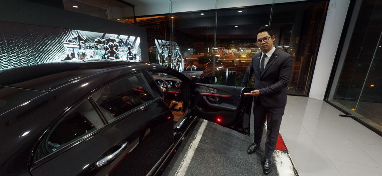 Mercedes-Benz Phuket Virtual Tour | 360INT Thailand