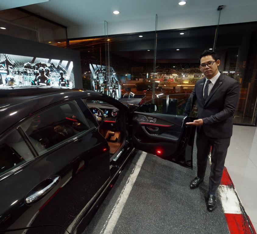 Mercedes-Benz Phuket Virtual Tour   360INT Thailand